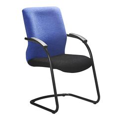 Kari Streamline Visitors Arm Chair
