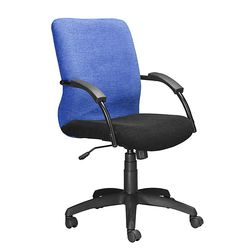 Kari Streamline Medium Back Chair