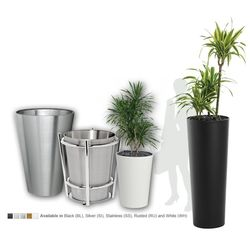 Conical Tapered Planter Range