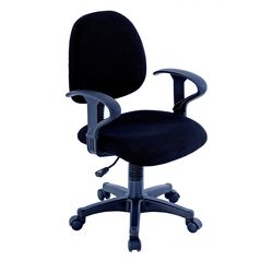 Oxford Typist Chair with Fixed Arms