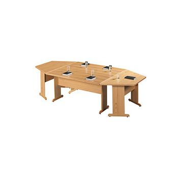 Modular 4 Division Conference Table