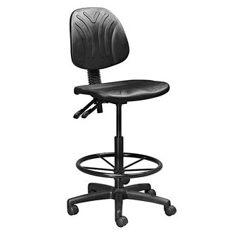 Works (WC9SYC) Draughtsman Chair (PU)