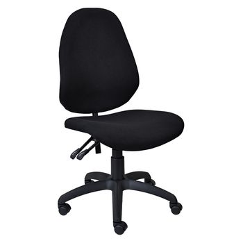 S 3000 Low Back Operators Chair (No Arms)