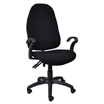 S 4000 High Back Operators Chair with Arms