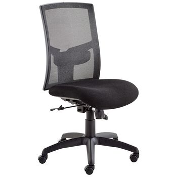Winston Netted Medium Back Chair (No Arm)
