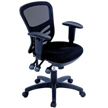 Ergonet3 Operators Chair with Adjustable Arms